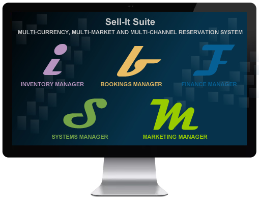 Sell-It Suite Travel Reservation System